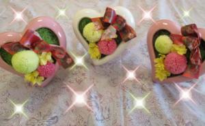 花♡花フラワーアレンジメント 5月16日開催