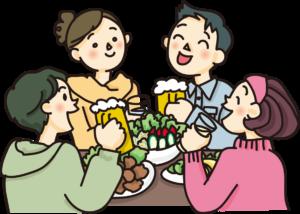 9/23婚活パーティー 飲み会in梅木さん家の台所